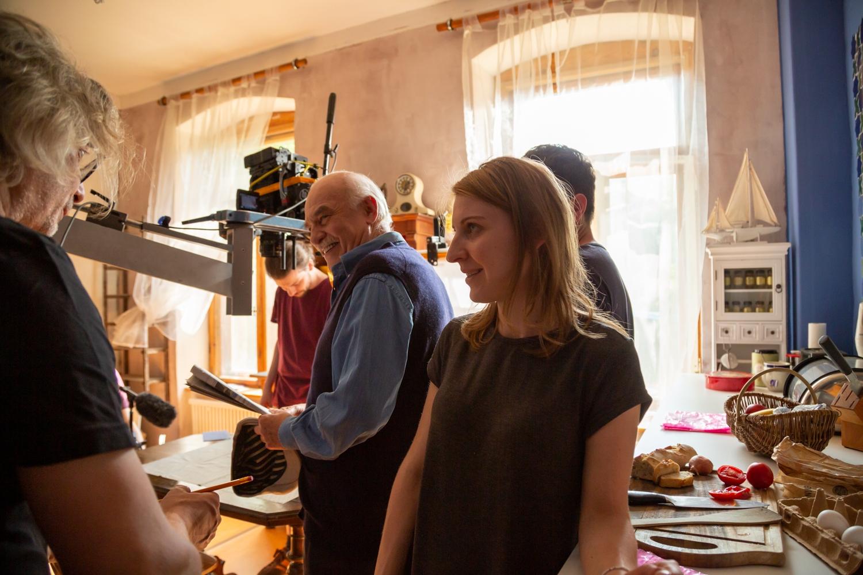 KARL - behind the scenes